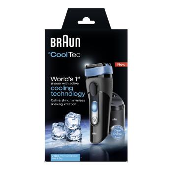 Køb Braun Barbermaskine CoolTec CT2cc billigt hos nohea