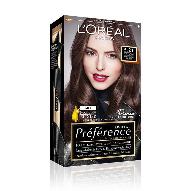 loreal hårfarve
