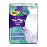 dk/2136/1/always-discreet-inkontinens-pants-plus-large