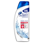 dk/2811/1/head-shoulders-shampoo-anti-skael-classic-clean-600ml